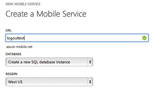 new mobile service